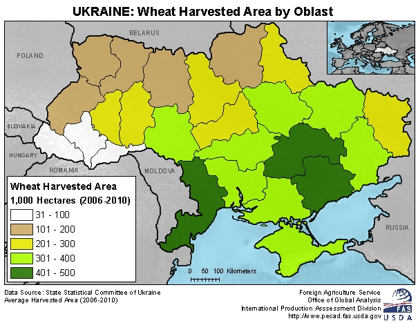 Ukraine Natural and Economic Resources
